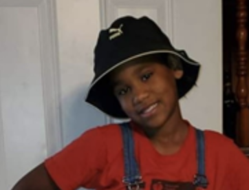 Jalisa Lasalle, 10, is pictured.