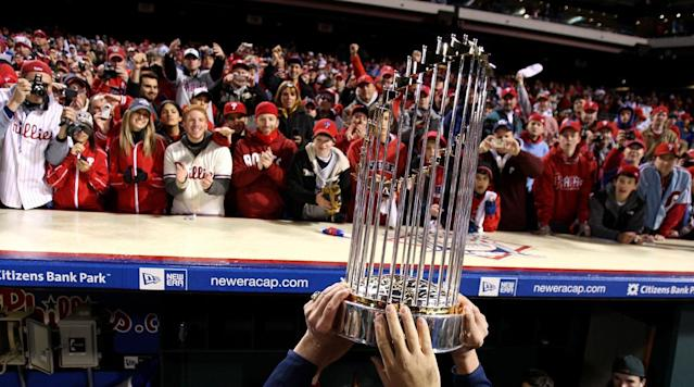 The Longest World Series Droughts