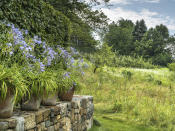 "This photo provided by The Monacelli Press shows a garden featured in the book ""Garden Portraits: Experiences of Natural Beauty,"" by Larry Lederman. (Larry Lederman/The Monacelli Press via AP)"