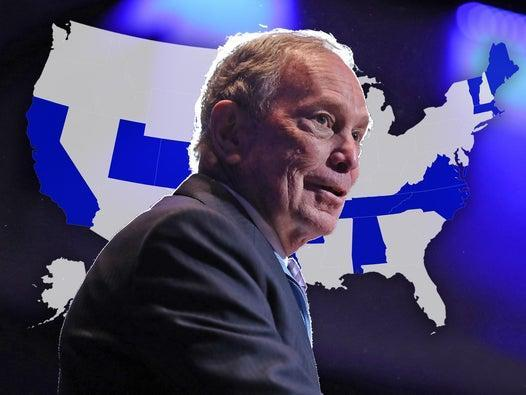 Super Tuesday: Did Mike Bloomberg waste $500 million running for president?