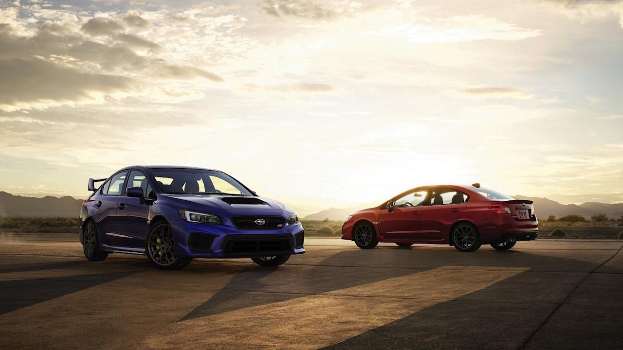 <p>Number 10: <strong>Subaru WRX</strong><br /> Average 5-year depreciation percentage: <strong>40.0%</strong></p> <p>You're going to see several trucks and sport utility vehicles on this list, with a couple high-performance coupes mixed in to keep things interesting. What you won't see are any more sedans or hatchbacks like the Subaru WRX. And we're not terribly surprised. In a world crazed with crossovers of every shape and size, sedans and hatchbacks are a dying breed (see the loss of the dearly departed Mitsubishi Evolution series for further evidence). That's especially so of cars like the WRX that are aimed at driving enthusiasts, and that means they can command a premium on the used market.</p>