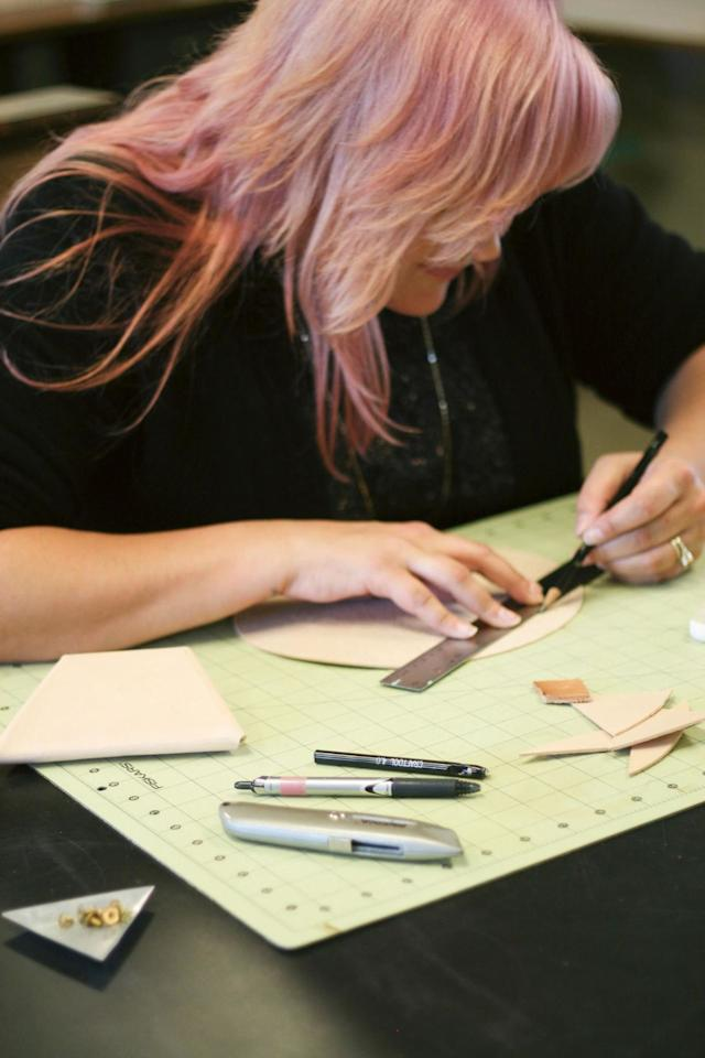 """<p><strong></strong><strong>Who: </strong>Jessica Tata, jewelry designer</p><p><strong>What:</strong> Son of a Sailor</p><p><strong>Where: </strong>Austin, Texas</p><p>""""Attending wholesale trade shows, negotiating deals with large corporations, and dealing with some of the pitfalls and perils that those things come with have strengthened us as businesspeople quite a bit. We know more about what our time and energy and ideas are worth, and how to defend those against exploitation and undervaluing. By necessity we have begun learning about our rights as creative businesspeople and how to approach legal issues. We continue to learn more about financial planning and taking on risk as a business, and are beginning to move toward more comprehensive planning for the future of our company. All of these things come along with the growth of a small business. If you're paying attention, you can't help but learn so much along the way!""""</p>"""