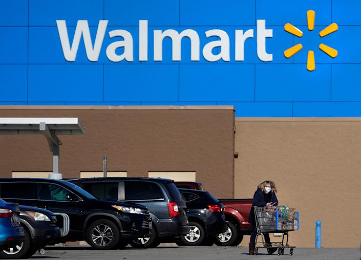 Walmart sold Tyson Foods chicken products that are part of a massive recall.