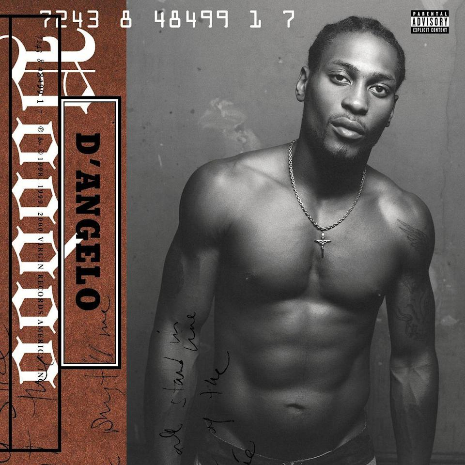 """<p>You may not remember lyrics further than """"How does it feel?"""" from the neo-soul singer's chart-topper from 2000, but you definitely remember the provocative video of D'Angelo emoting in the nude in front of a camera. Not sure we need to say anything further.</p><p><a class=""""link rapid-noclick-resp"""" href=""""https://www.amazon.com/Untitled-How-Does-It-Feel/dp/B01MSZMTM9/ref=sr_1_1?keywords=untitled+d%27angelo+song&qid=1563470750&s=gateway&sr=8-1&tag=syn-yahoo-20&ascsubtag=%5Bartid%7C10072.g.28435431%5Bsrc%7Cyahoo-us"""" rel=""""nofollow noopener"""" target=""""_blank"""" data-ylk=""""slk:LISTEN NOW"""">LISTEN NOW</a></p>"""