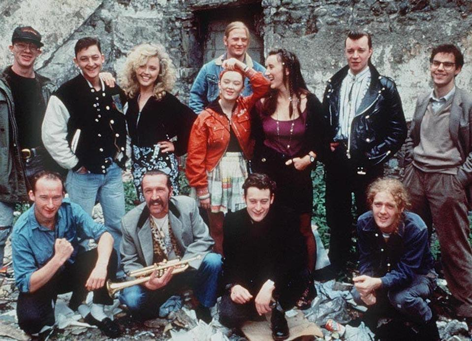 "<p>Along with <em>Once </em>and <em>Sing Street</em>, <em>The Commitments</em> combines catchy original songs and Irish accents. In <em>The Commitments</em>, a group of working class Dubliners come together to form a larger-than-life soul band. </p><p><a class=""link rapid-noclick-resp"" href=""https://www.amazon.com/Commitments-Robert-Arkins/dp/B01J6WRIEI?tag=syn-yahoo-20&ascsubtag=%5Bartid%7C10072.g.35120185%5Bsrc%7Cyahoo-us"" rel=""nofollow noopener"" target=""_blank"" data-ylk=""slk:Watch Now"">Watch Now</a></p>"
