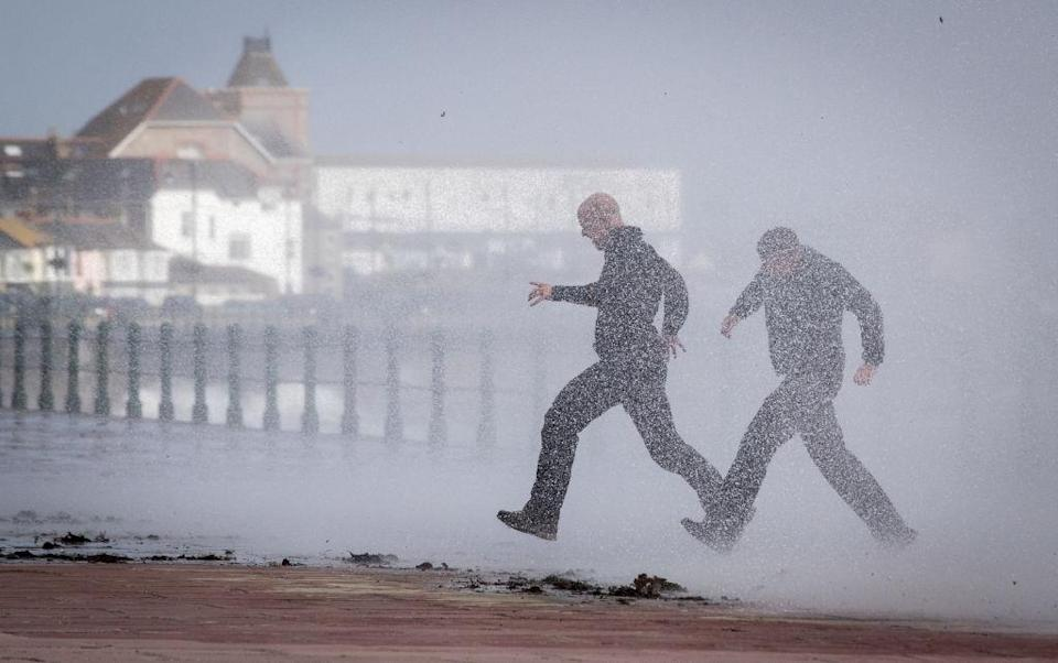 Storm Ophelia hit Ireland and parts of Britain earlier this week (Getty Images)