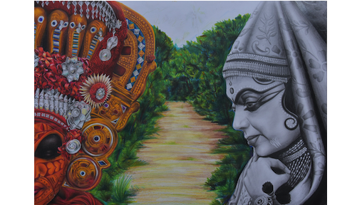 Indian Heritage Centre Singapore Showcases Artworks by NPS International School Students