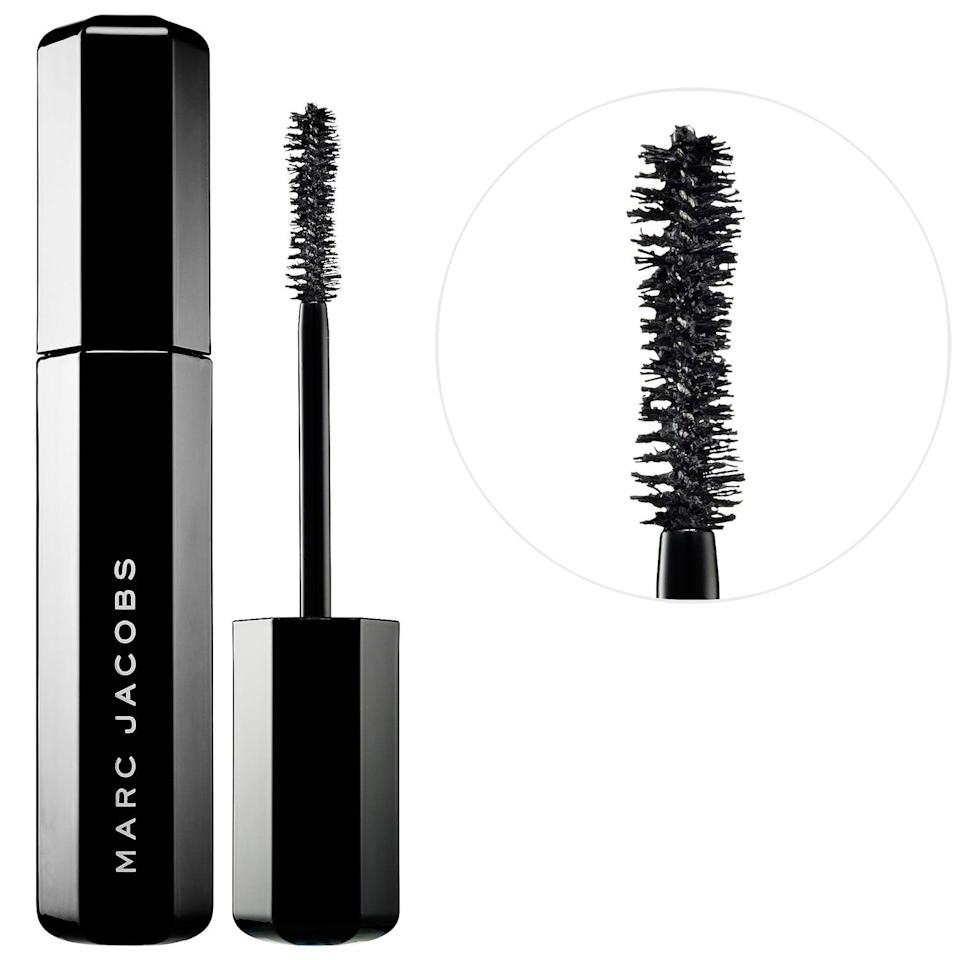 <p><span>Marc Jacobs Velvet Noir Major Volume Mascara</span> ($27) is like what would happen in false lashes came in a tube. The luxurious formula will give you the thickest lashes of your life without even smudging as the day goes by.</p>