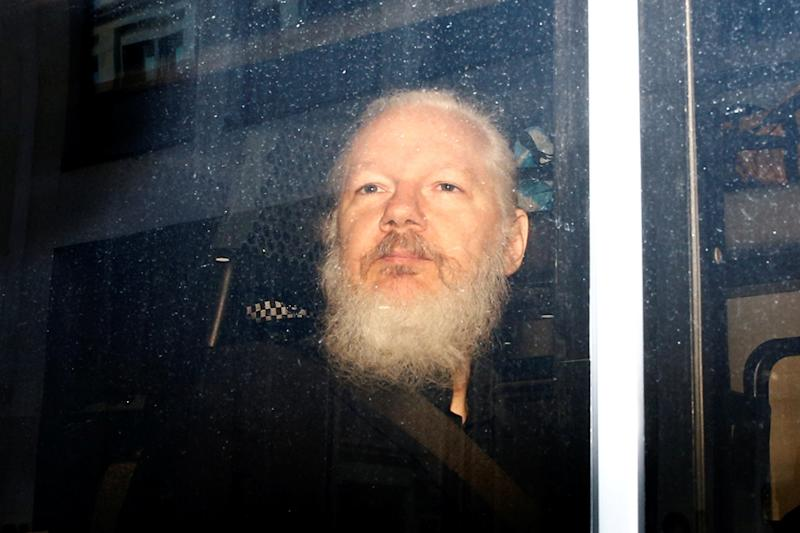 WikiLeaks Founder Julian Assange 'May Die in Jail', Says Father as He Urges to 'Face Bitter Truth'