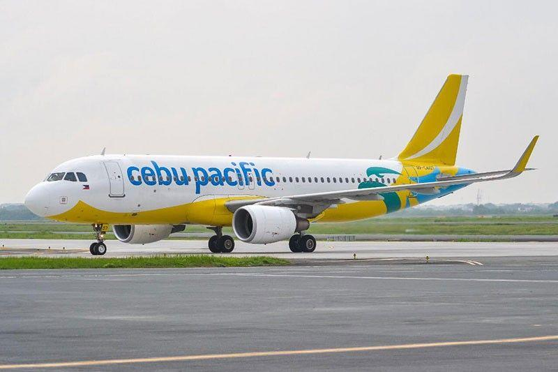 Cebu Pacific takes extra measures for passenger safety