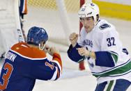 <b>Suspension: Three games</b> <br><br> Vancouver Canucks forward Dale Weise was suspended three games for an illegal check to the head of Edmonton Oilers forward Taylor Hall on September 21, 2013.