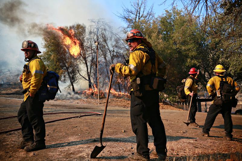 Here's How to Help Firefighters Battling the Deadly California Fires