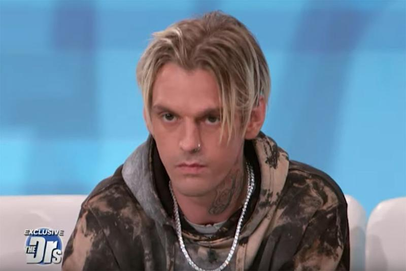 Aaron Carter | The Doctors/Youtube