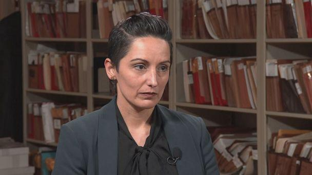 PHOTO: Midwest Innocence Project lawyer Tricia Rojo Bushnell is working on Strickland's case. (ABC)