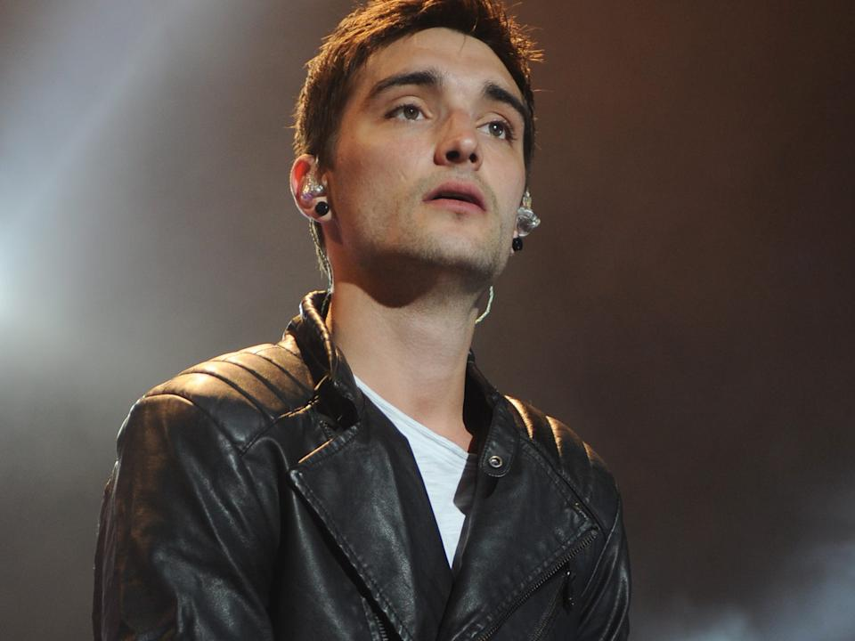 tom parker may 2014