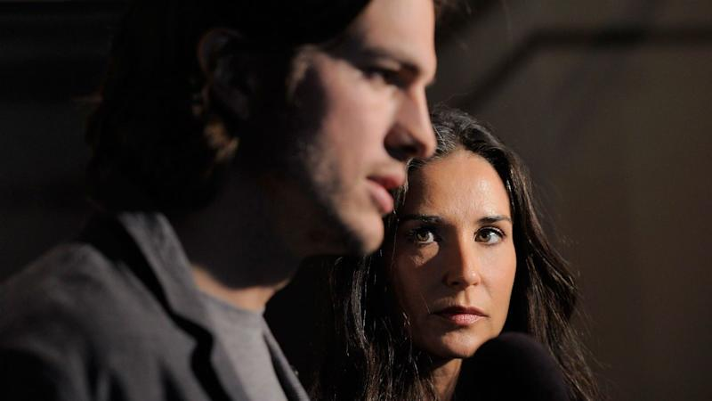 Demi Moore's Daughters Say They Felt 'Forgotten' When She Was Married to Ashton Kutcher