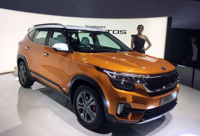 2019 Kia Seltos will be launched in the second half of 2019 and will take on Tata Harrier, Nissan Kicks, Renault Captur and the Hyundai Creta