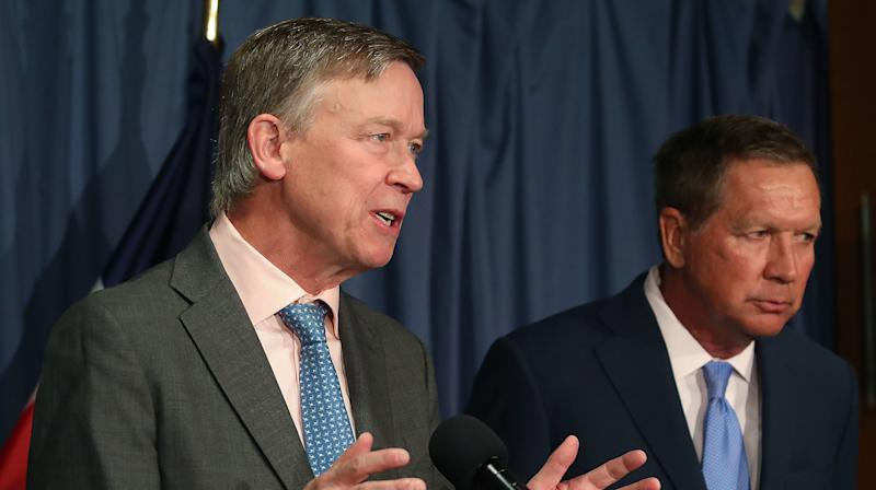 Bipartisan Group of Governors Propose Obamacare Fixes, Beg Congress To Consider