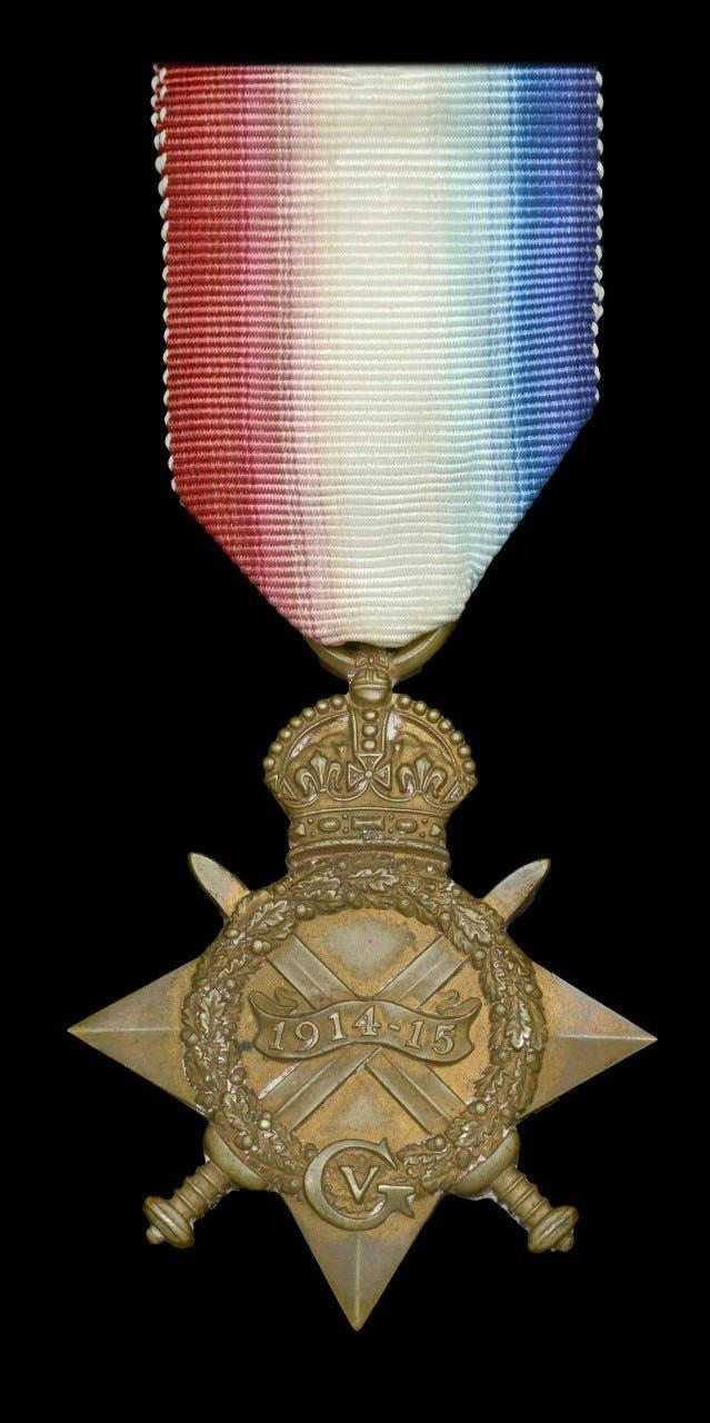Easter Rising medal