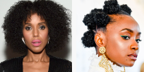 """<p>The term """"protective hairstyle"""" is used frequently throughout the Black community to describe hairstyles that safeguard <a href=""""https://www.goodhousekeeping.com/beauty/hair/g3536/natural-hairstyles/"""" rel=""""nofollow noopener"""" target=""""_blank"""" data-ylk=""""slk:natural hair"""" class=""""link rapid-noclick-resp"""">natural hair</a> from the elements. <a href=""""https://www.goodhousekeeping.com/beauty/hair/a32733411/curl-hair-types/"""" rel=""""nofollow noopener"""" target=""""_blank"""" data-ylk=""""slk:Kinky-curly natural hair"""" class=""""link rapid-noclick-resp"""">Kinky-curly natural hair</a> is more fragile in comparison to straight hair and more <a href=""""https://www.goodhousekeeping.com/beauty/hair/a33670763/how-to-get-rid-of-split-ends/"""" rel=""""nofollow noopener"""" target=""""_blank"""" data-ylk=""""slk:prone to split ends"""" class=""""link rapid-noclick-resp"""">prone to split ends</a>, <a href=""""https://www.goodhousekeeping.com/beauty/hair/tips/a15884/fix-damaged-hair/"""" rel=""""nofollow noopener"""" target=""""_blank"""" data-ylk=""""slk:breakage"""" class=""""link rapid-noclick-resp"""">breakage</a>, and <a href=""""https://www.goodhousekeeping.com/beauty-products/g26212823/best-conditioner-for-dry-hair/"""" rel=""""nofollow noopener"""" target=""""_blank"""" data-ylk=""""slk:dryness"""" class=""""link rapid-noclick-resp"""">dryness</a>. Protective styles safeguard hair from the elements, like summer's excessive heat and humidity that can cause natural hair to lose its curl definition and become frizzy. </p><p>Whether it's to sidestep the effort it takes to revive curly or transitioning hair after swimming, cut back the amount of time it takes to get ready, or simply grow your hair longer (or if you just love the look of these styles!), a protective hairstyle is often the answer for Black women. </p><h2 class=""""body-h2"""">Do protective hairstyles help hair grow?</h2><p>""""The benefits of protective hairstyles are that they <a href=""""https://www.goodhousekeeping.com/beauty/hair/g3626/best-hair-moisturizers/"""" rel=""""nofollow noopener"""" target=""""_blank"""" data-ylk=""""slk:seal in moisture"""