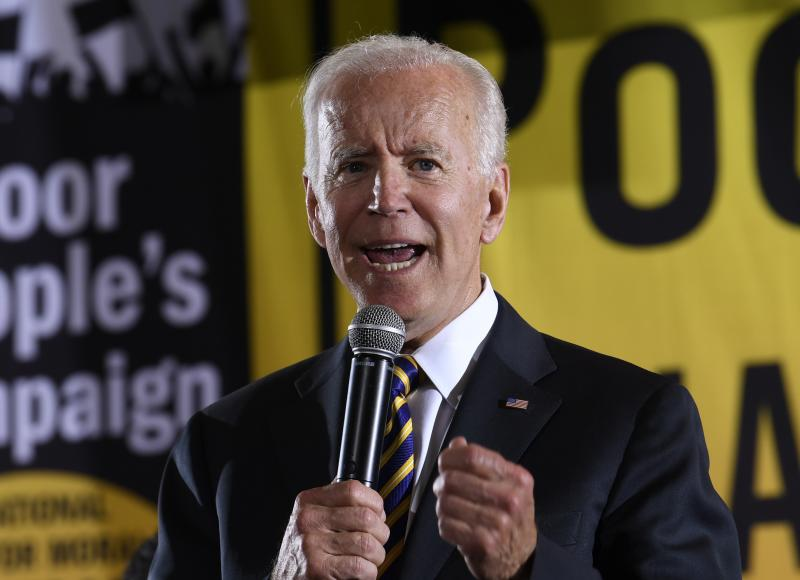 Joe Biden Talked Civility With Segregationists While Campaigning for Doug Jones