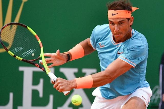 Nadal has not reached the month of May without an ATP title since 2004 (AFP Photo/YANN COATSALIOU)