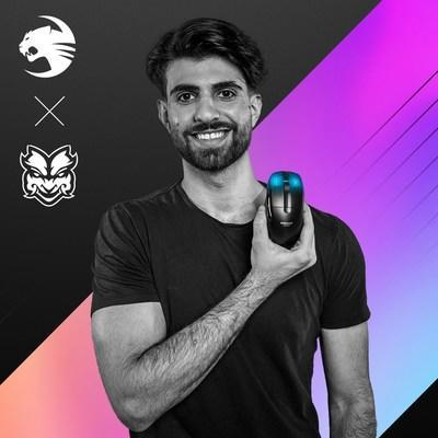 ROCCAT partners with acclaimed YouTube Star & Twitch streamer SypherPK