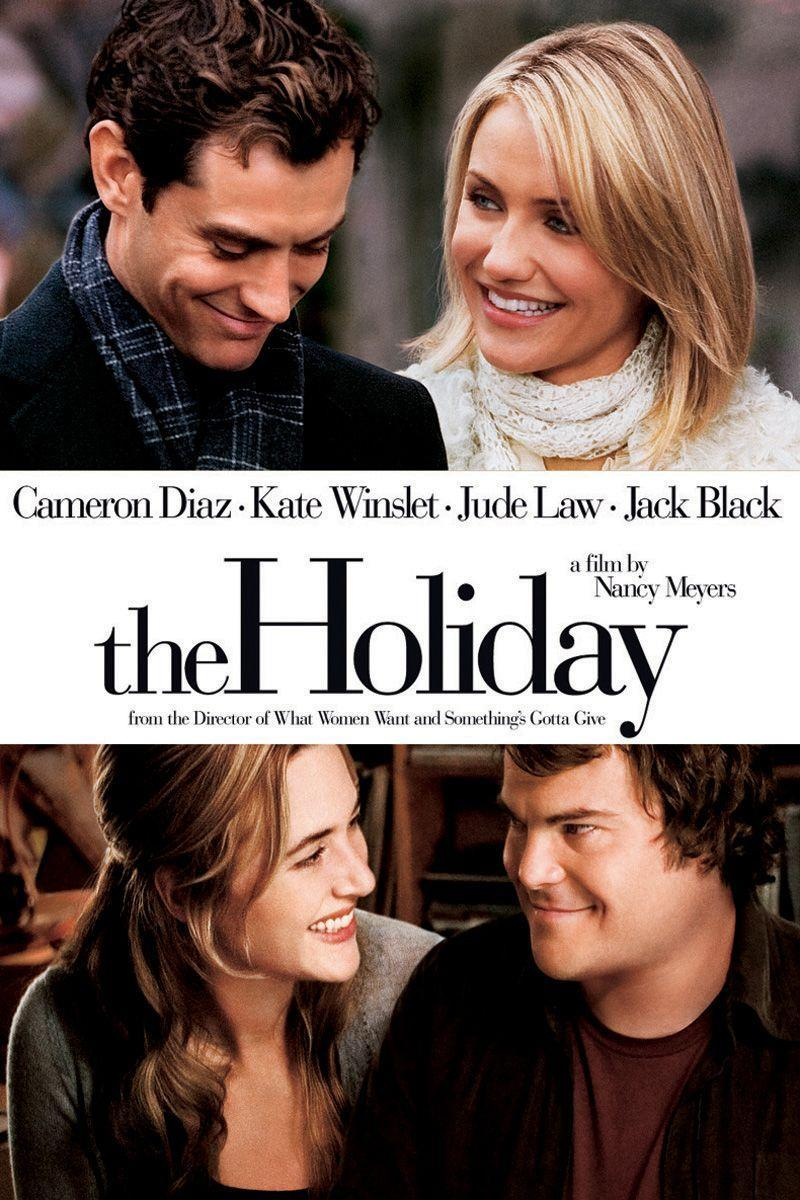"""<p>Sure, this is one of the best Christmas movies ever. But we think the tale of two women who swap lives will leave you feeling warm and fuzzy anytime there's snow on the ground.</p><p><a class=""""link rapid-noclick-resp"""" href=""""https://www.amazon.com/Holiday-Cameron-Diaz/dp/B000OBYLVO/?tag=syn-yahoo-20&ascsubtag=%5Bartid%7C10050.g.25336174%5Bsrc%7Cyahoo-us"""" rel=""""nofollow noopener"""" target=""""_blank"""" data-ylk=""""slk:WATCH NOW"""">WATCH NOW</a></p>"""