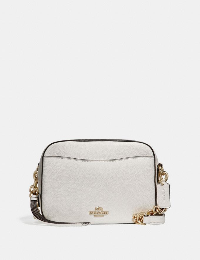 The Camera Bag is on sale at Coach, $125 (originally $250).