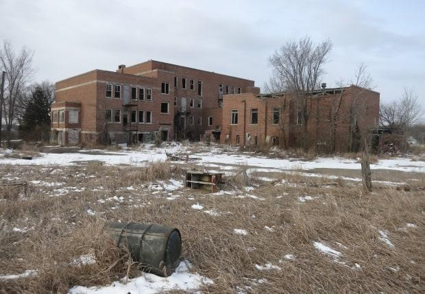 A 2017 photo of the former residential school in Birtle, Man., from the Great Plains Publications book Abandoned Manitoba: From Residential Schools to Bank Vaults to Grain Elevators, by historian Gordon Goldsborough.
