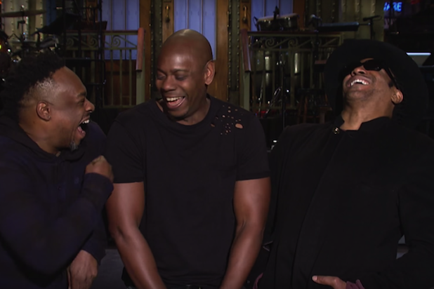 Dave Chappelle on Trump: 'We've Elected an Internet Troll as Our President'