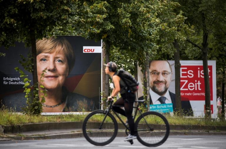 Schulz's electoral hopes have dwindled despite his best efforts to shed his image as a European bureaucrat and play up his compelling, personal life story