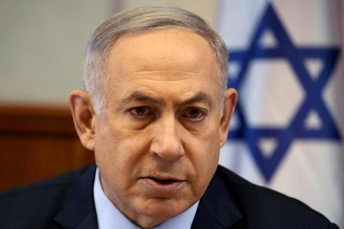 Prime Minister Benjamin Netanyahu has criticised the Iran nuclear deal but stresses that Israel and the United States remained great allies (AFP Photo/Gali Tibbon)