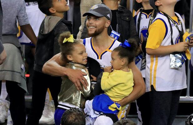 Steph Curry's Young Daughter Doesn't Understand the Golden State Warriors' Losing Streak