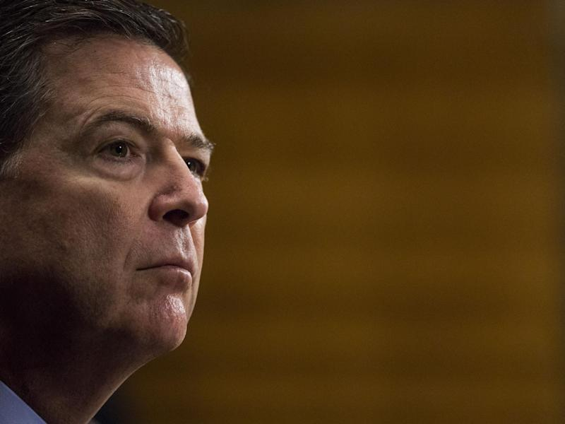 James Comey 'requested more resources for Russia investigation' before Trump fired him