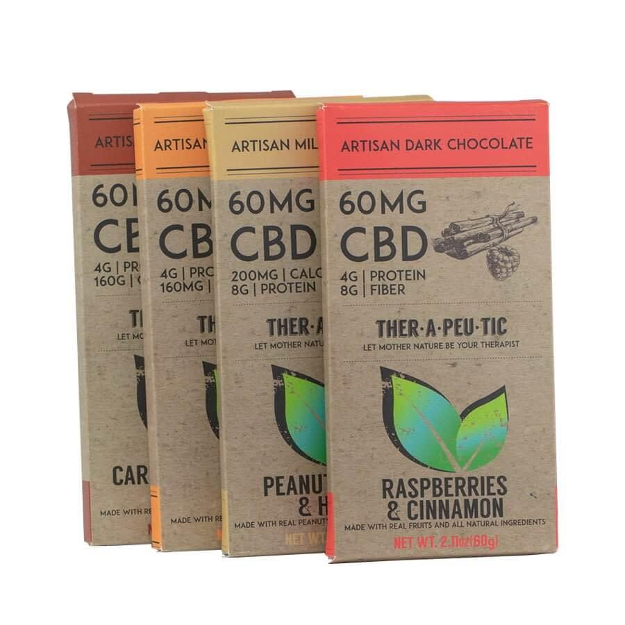 Therapeutic CBD Chocolate (Made By Hemp)