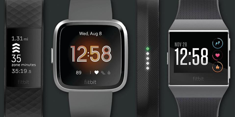 "<p>Fitbit has become a proprietary eponym, like Kleenex or Xerox. While they may have started out as relatively simple activity trackers, the wearable devices have evolved considerably over the past decade or so—and with them the fitness tracker and smartwatch industry as a whole. You can still find plenty of basic fitness watches that are intended to be worn all day and mostly forgotten about until you want to check your stats and activity. But you can also get much more full-featured smartwatches or <a href=""https://www.popularmechanics.com/adventure/outdoors/g28666023/gps-apps/"" rel=""nofollow noopener"" target=""_blank"" data-ylk=""slk:GPS-enabled"" class=""link rapid-noclick-resp"">GPS-enabled</a> fitness trackers that can guide and monitor you through a range of sports and activities. Many of these wearables can also now even stand in for a smartphone, and do things like receive texts, play music, and make payments.</p><p>However, that means choosing one to put on your wrist is <a href=""https://www.popularmechanics.com/technology/gear/a25401048/apple-watch-or-fitbit/"" rel=""nofollow noopener"" target=""_blank"" data-ylk=""slk:more difficult than ever"" class=""link rapid-noclick-resp"">more difficult than ever</a>. We've curated some of the best current Fitbits here to aid you in your decision-making, whether you're just looking for an everyday fitness tracker or something more advanced for training and exercise.</p><h3 class=""body-h3""><strong>Things to Consider</strong></h3><p>As the fitness tracker and smartwatch market has grown, so have the capabilities of the range of Fitbits. How much you want to get out of the one you buy will correlate closely to how much you'll have to pay. Something like the Inspire below gives you a touchscreen, GPS, Bluetooth, heart rate and activity tracking, watch face options, and not a ton more. The Ionic, on the other hand, has all that but doesn't need to connect to a phone for GPS, has a much larger screen, boasts onboard workouts, and can store songs directly—further reducing the need for a phone. So if you're looking for a model to be your daily wrist-based companion and replace an analog watch, it's worth investing. Something that you only need for tracking workouts, steps, or sleep quality can be had for cheaper.</p><h3 class=""body-h3""><strong>How We Chose These Fitness Trackers</strong></h3><p>To select these devices, we relied on our own testing experience and previous <em>Popular Mechanics</em> coverage and use of fitness trackers and smartwatches. We also surveyed the market and took into account customer reviews, as well as professional reviews from trusted publications like <em>Wired</em>, <em>Ars Technica</em>, and <em>PC Magazine</em>.<br></p>"