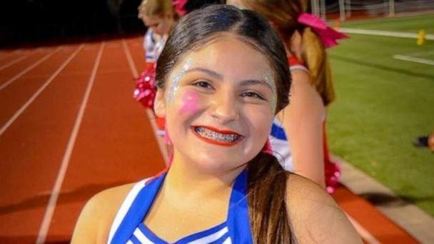 PHOTO: Christina Meredith, a resident of Kyle, Texas, told 'Good Morning America' that her 15-year-old daughter Katelynn Rodriquez, is still showing symptoms of the novel virus after being hospitalized in December 2020. (Christina Meredith )