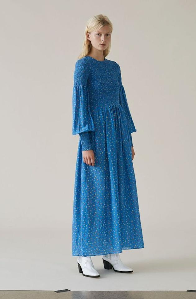 Anne Dress with Puffy Sleeves