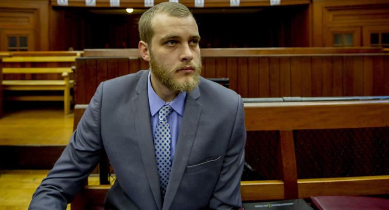 Henri van Breda sentenced to three life terms