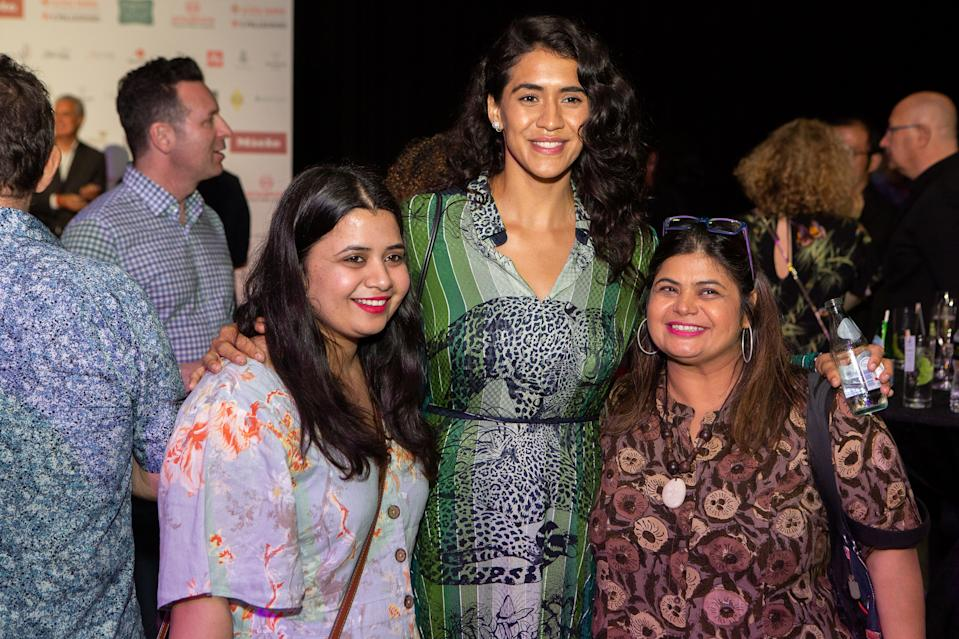 Chef Daniela Soto-Innes poses with eager fans. (PHOTO: The World's 50 Best Restaurants 2019)