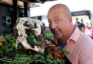 Andrew Zimmern | Photo Credits: Travel Channel