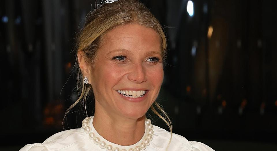 Gwyneth Paltrow said she was in the early stages of the perimenopause. [Photo: Getty]