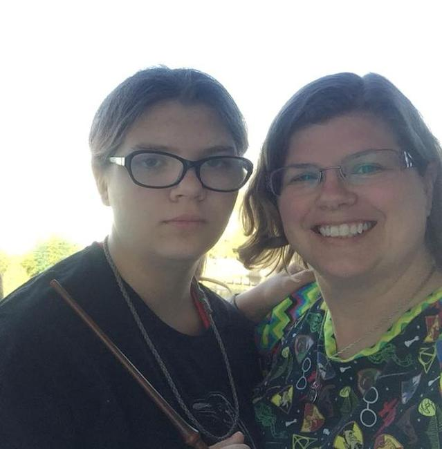 "<p>Kim Vaughan, left, with her mother, Rhonda Hart. After a desperate search for her missing daughter, U.S. Army veteran Rhonda Hart posted to Facebook that Vaughan had been shot dead in her first-period art class.<br> ""Folks — call your damn senators. Call your congressmen. We need GUN CONTROL. WE NEED TO PROTECT OUR KIDS. #Kimberlyjessica,"" Hart wrote in a Facebook post. (Photo: Rhonda Hart via Facebook) </p>"