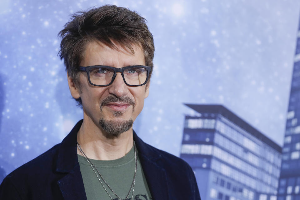 BERLIN, GERMANY - OCTOBER 26: Scott Derrickson attends the 'Doctor Strange' photocall at Soho House on October 26, 2016 in Berlin, Germany. (Photo by Franziska Krug/Getty Images)