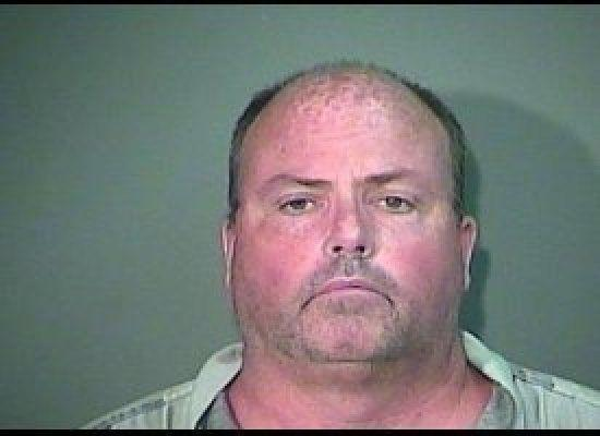 "Lindsay Medd Stevens was arrested by police in Knoxville, Tenn., for indecent exposure after his neighbor saw him cutting a tree down -- while completely in the buff. Knox County sheriff's deputy <a href=""http://www.wate.com/story/19009880/knox-county-man-arrested-while-doing-yard-work-in-the-nude"" target=""_hplink"">Scott Ritch told WATE-TV </a>that he saw Stevens standing completely nude in his yard cutting a tree, only to run inside his house when he saw the officer."