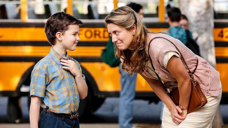 "So wird ""Young Sheldon"""