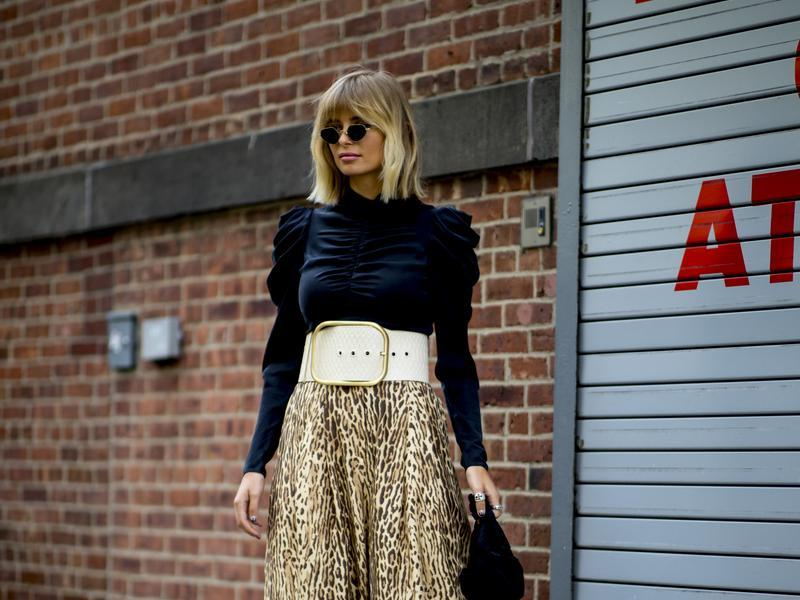 Street style : les New-Yorkaises prennent le large