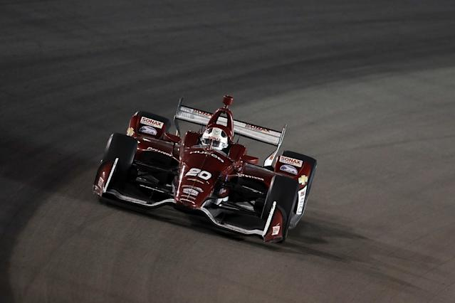 Hulkenberg out of running for ECR IndyCar seat