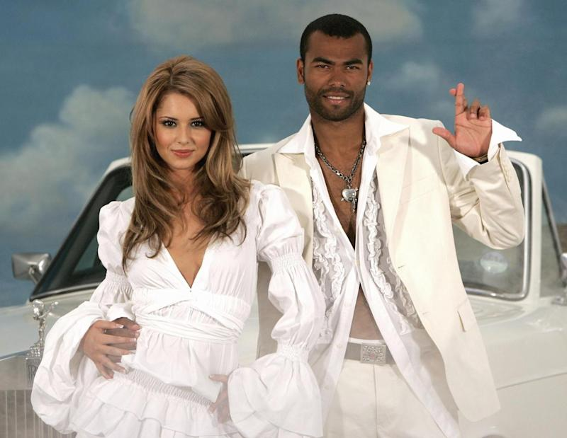 Tumultuous: Cheryl divorced Ashley Cole on the grounds of him being unfaithful (Chris Jackson/Getty Images)